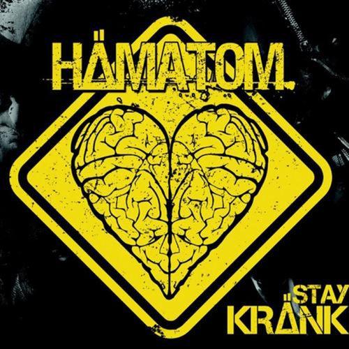 Stay kränk von Hämatom
