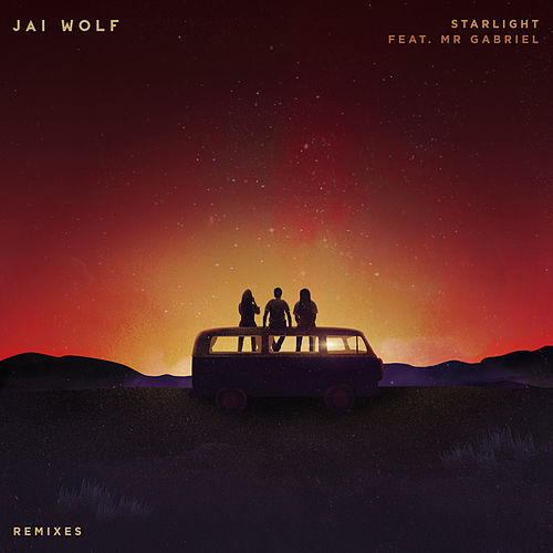 Starlight Remixes de Jai Wolf