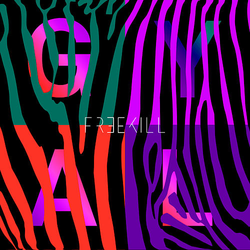 GYAL (Freekill Remix) van AAZAR