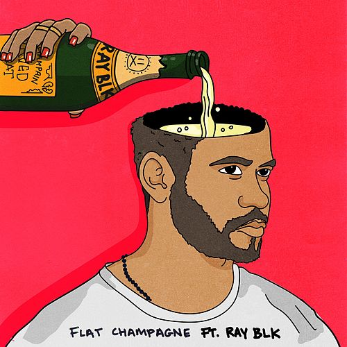 Flat Champagne (feat. RAY BLK) (Jae5 Remix) von Dan Caplen