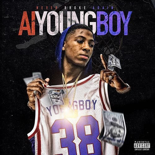 AI YoungBoy von YoungBoy Never Broke Again