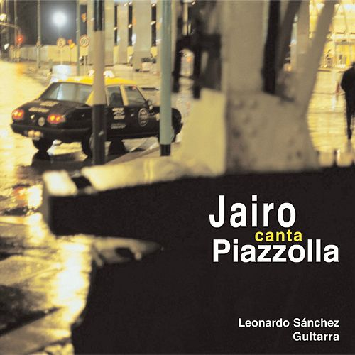 Jairo Canta Piazzolla de Jairo