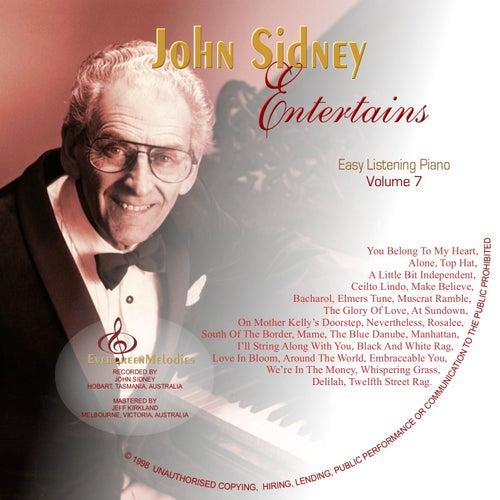 John Sidney Piano 07 by John Sidney