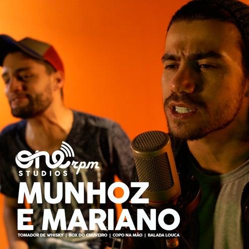 Tomador de Whisky / Box do Chuveiro / Copo na Mão / Balada Louca (ONErpm Studios Mix) de Munhoz & Mariano