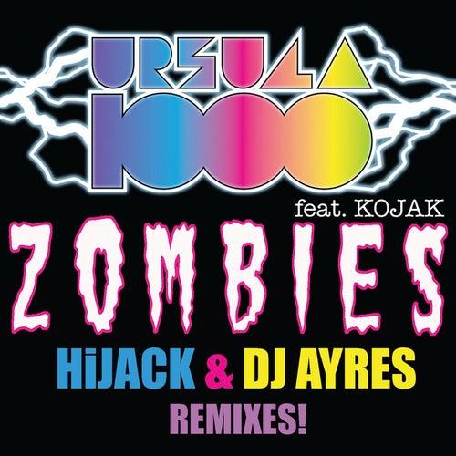 Zombies Remixes de Ursula 1000