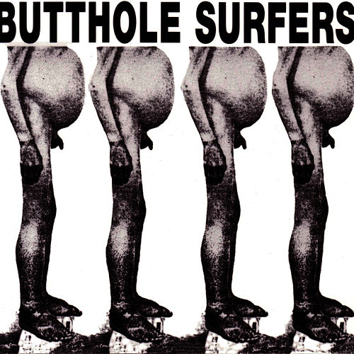 Brown Reason To Live/Live PCPPEP by Butthole Surfers