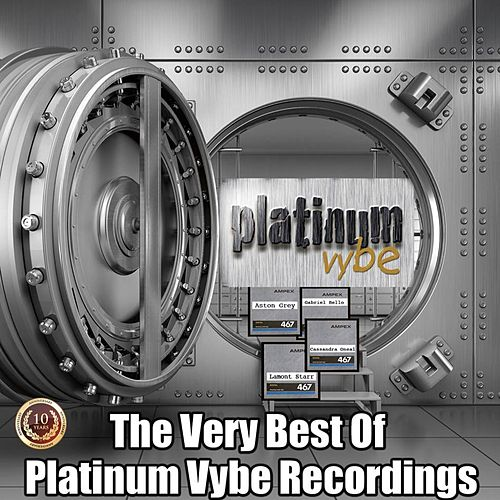 The Very Best of Platinum Vybe Recordings de Various Artists
