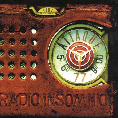 Radio Insomnio de Attaque 77