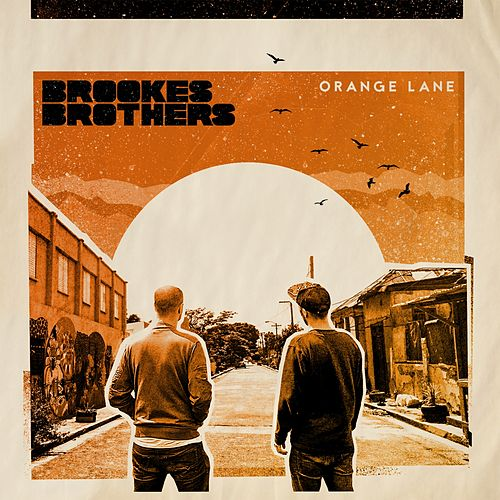 Orange Lane by Brookes Brothers