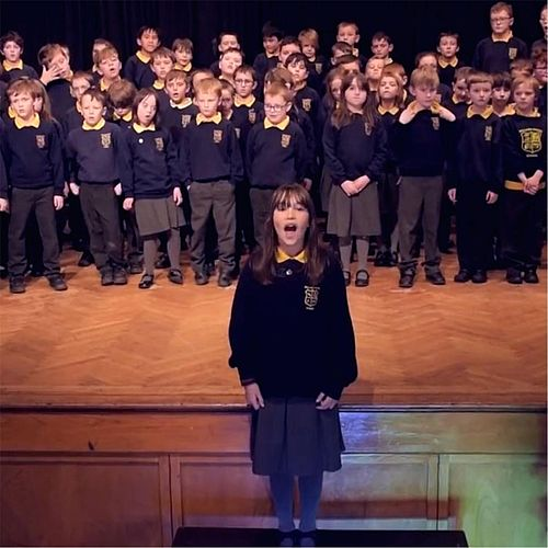 Open the Eyes of My Heart (feat. Killard House School Choir) by Kaylee Rogers
