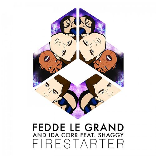 Firestarter von Fedde Le Grand and Ida Corr
