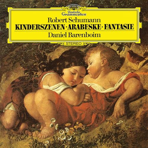 Schumann: Fantasie In C, Op.17; Kinderszenen, Op.15; Arabeske In C, Op.18 de Daniel Barenboim