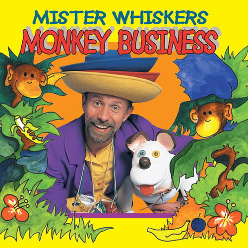 Mister Whiskers Monkey Business de Franciscus Henri