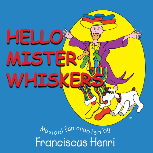 Hello Mister Whiskers by Franciscus Henri