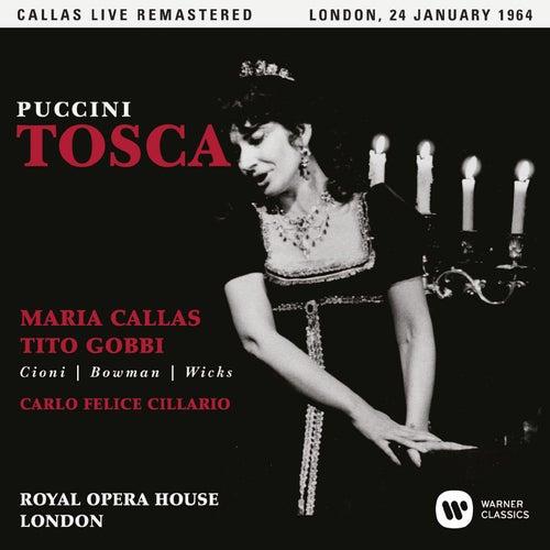 Puccini: Tosca (1964 - London) - Callas Live Remastered de Maria Callas