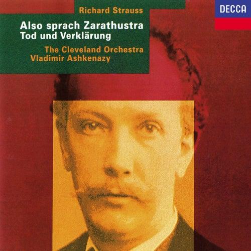 Richard Strauss: Also sprach Zarathustra; Tod und Verklärung von Vladimir Ashkenazy