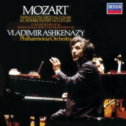 Mozart: Piano Concerto No. 22; Rondo, K.382 von Philharmonia Orchestra
