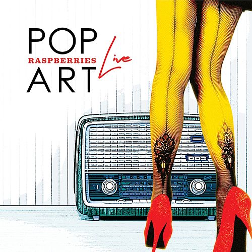 Pop Art Live von Raspberries