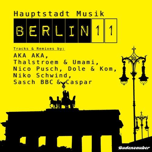 Hauptstadt Musik Berlin, Vol. 11 von Various Artists