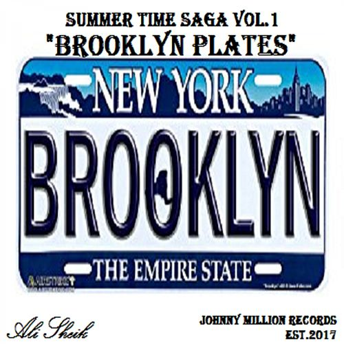 Brooklyn Plates by Ali Sheik
