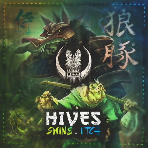 Swine - Single de The Hives