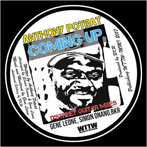 Coming Up (D'Street Guitar Mixes) de Anthony Poteat