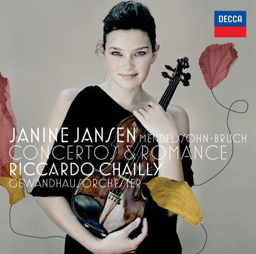Mendelssohn/Bruch: Violin Concertos by Janine Jansen
