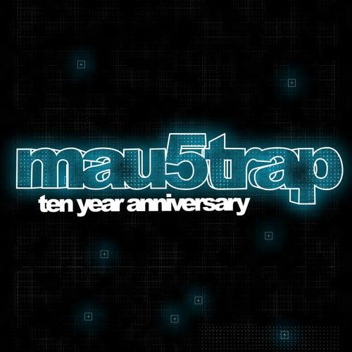 mau5trap Ten Year Anniversary de Various Artists
