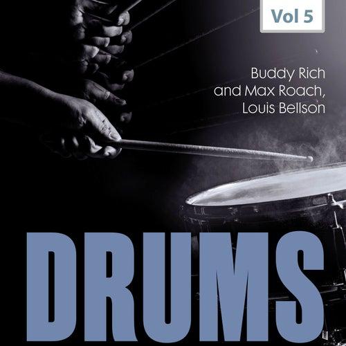Drums, Vol. 5 de Max Roach