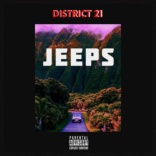 Jeeps by District 21