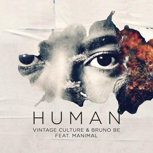 Human Remix de Vintage Culture