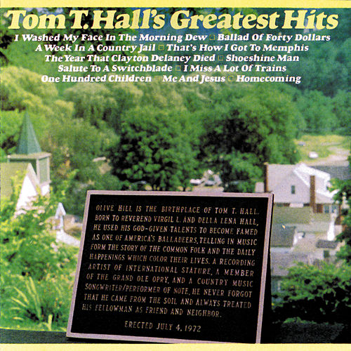Greatest Hits Vol. 1 by Tom T. Hall