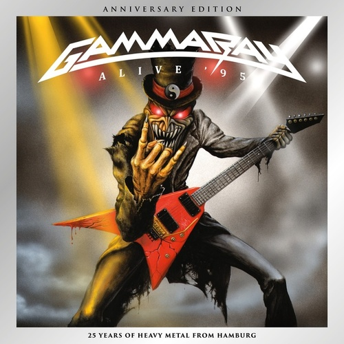 Alive '95 (Anniversary Edition) fra Gamma Ray