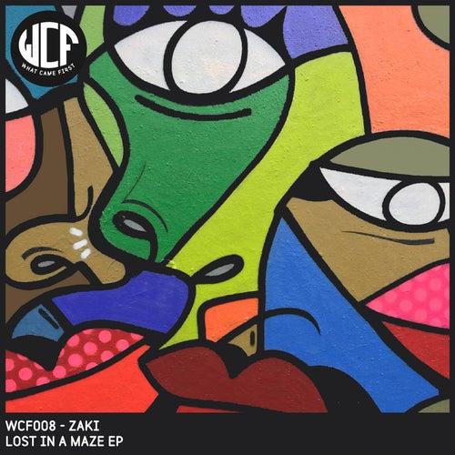 Lost In A Maze - Single de Zaki