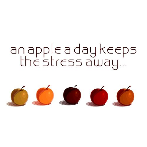 An Apple A Day Keeps The Stress Away - Deep Electronic Pleasure von Various Artists