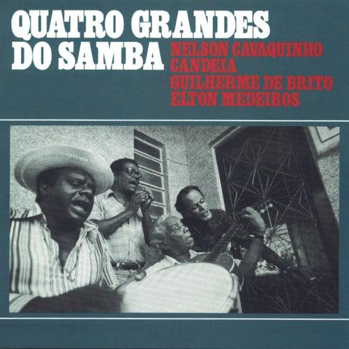 Quatro Grandes Do Samba by Candeia, Cavaquinho, Medeiros & Brito