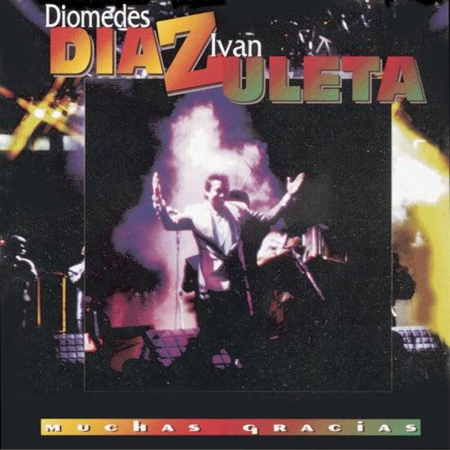 Muchas Gracias de Diomedes Diaz