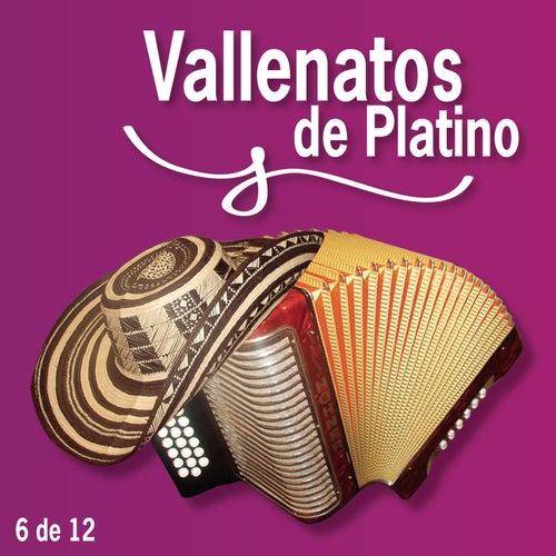 Vallenatos De Platino Vol. 6 de Various Artists