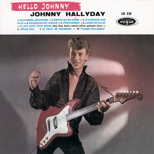 Hello Johnny von Johnny Hallyday