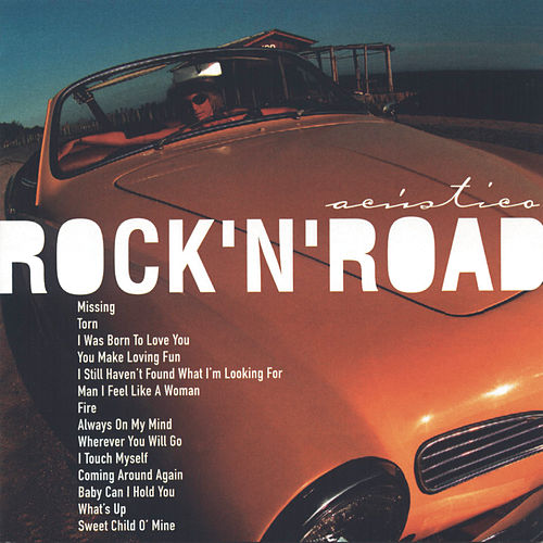 Rock'N'Road Acústico de Danni Carlos