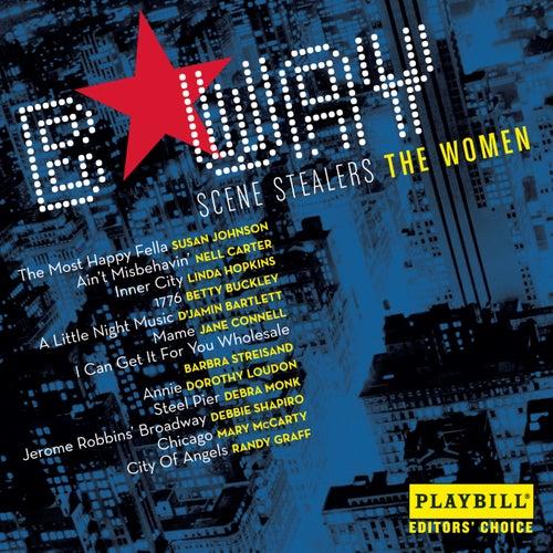 Broadway Scene Stealers - The Women de Various Artists