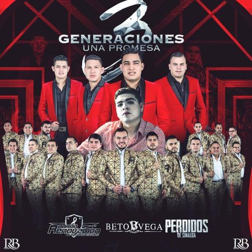 3 Generaciones by Various Artists