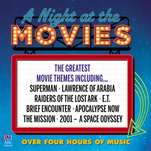A Night At The Movies de Various Artists