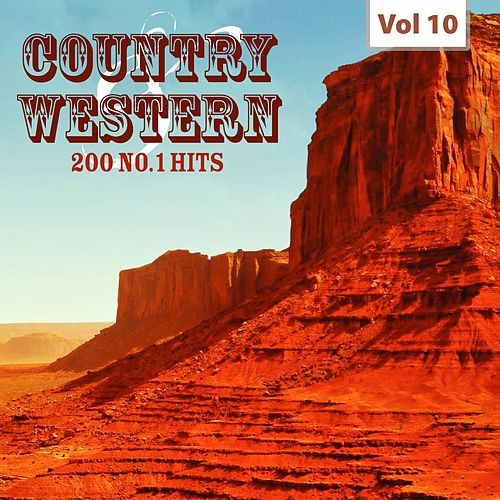 Country & Western - 200 No. 1 Hits, Vol. 10 de Various Artists
