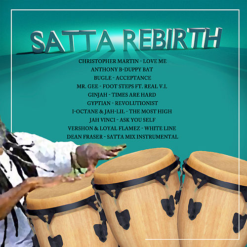 Satta Rebirth de Various Artists