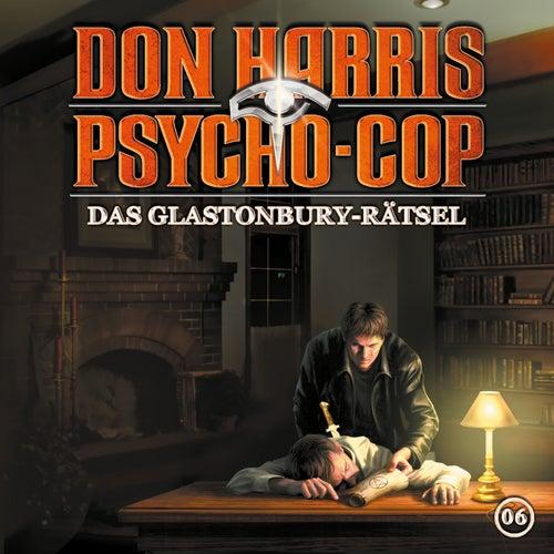 06: Das Glastonbury-Rätsel de Don Harris - Psycho Cop