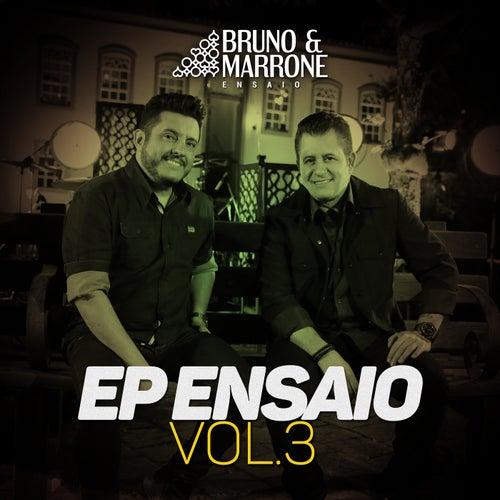 EP Ensaio (Vol. 3 / Ao Vivo) de Bruno & Marrone