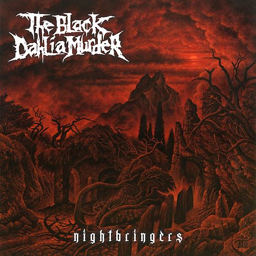 Nightbringers de The Black Dahlia Murder
