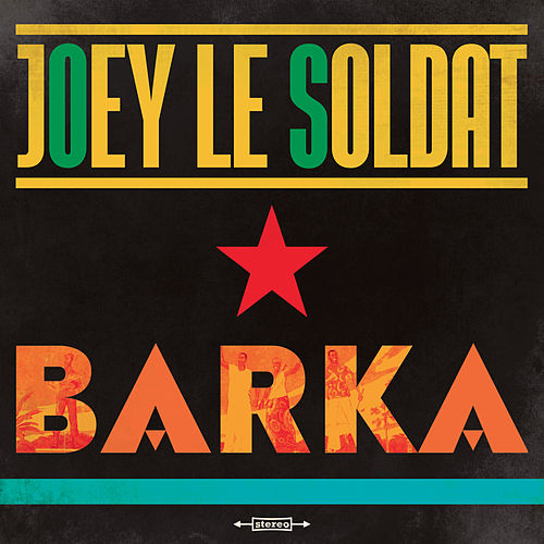 Barka by Joey le Soldat