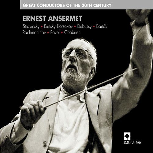 Great Conductors Of The 20th Century de Ernest Ansermet